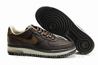 Женские кроссовки Nike Air Force (brown), фото 1