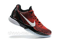 Баскетбольные кроссовки Nike Zoom Kobe (red-black)