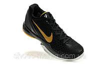 Баскетбольные кроссовки Nike Zoom Kobe (black-yellow)