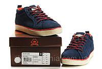 Кроссовки мужские Adidas ransom синие, фото 1