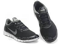 Кроссовки Nike Free 3.0 black
