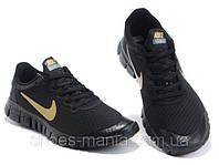 Мужские кроссовки Nike Free 3.0 (black), фото 1