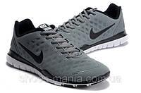 Мужские кроссовки Nike Free Fit (grey-black)