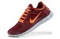 Мужские кроссовки Nike Free 5.0 (orange)