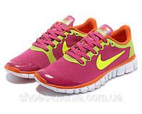 Женские кроссовки Nike Free 3.0, фото 1