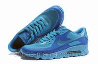 Женские кроссовки Nike Air Max 90 Hyperfuse синие