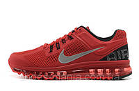 Женские кроссовки Nike Air Max 2013 (red)