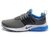 Женские кроссовки Nike Air Presto (grey-blue)