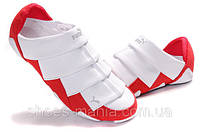 Женские кроссовки Puma Lazy Insect Low white-red, фото 1