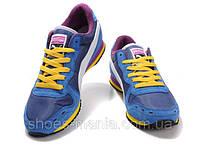 Женские кроссовки Puma trionfo синие, фото 1