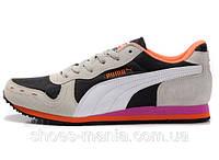 Женские кроссовки Puma trionfo серые, фото 1