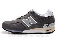 Мужские кроссовки New Balance 576 серые