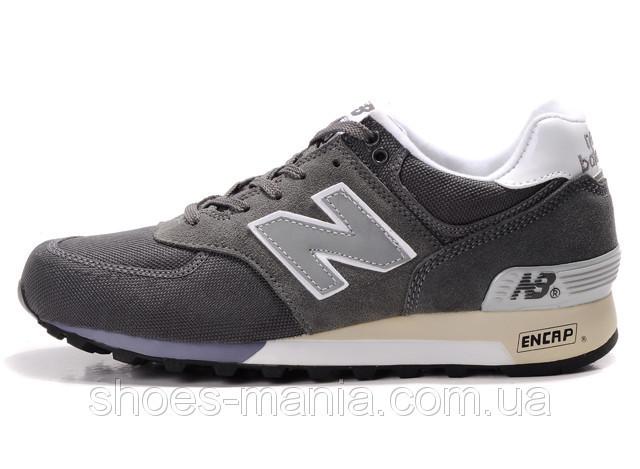 Мужские кроссовки New Balance 576 серые - Интернет магазин обуви Shoes-Mania  в Днепре a184034201b