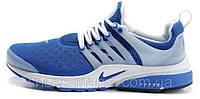 Женские кроссовки Nike Air Presto синие