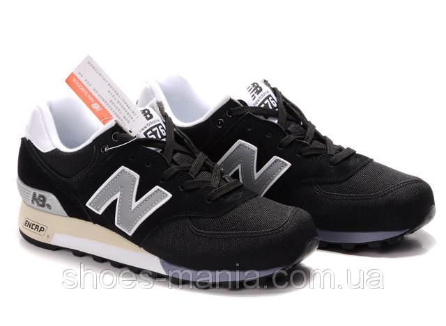 Мужские кроссовки New Balance 576 (black) - Интернет магазин обуви Shoes-Mania  в 3b098cb2faa