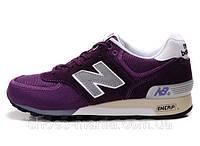 Женские кроссовки New Balance 576 фиолетовые, фото 1