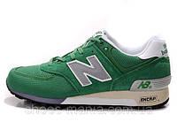 Женские кроссовки New Balance 576 зеленые, фото 1