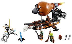LEGO Ninjago Дирижабль-штурмовик Raid Zeppelin 70603