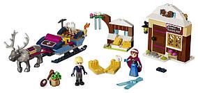 LEGO Disney Анна и Кристофф прогулка на санях Anna and Kristoff's Sleigh Adventure 41066