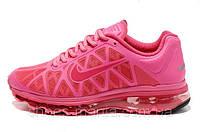 Женские кроссовки Nike Air Max 2011 розовые, фото 1