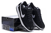 Женские кроссовки Nike DUNK Low (black-white)