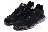 Женские кроссовки Nike Free TR Fit (black-violet)