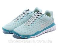Женские кроссовки Nike Free TR Fit голубые