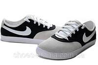 Мужские мокасины Nike Regent Split серые, фото 1