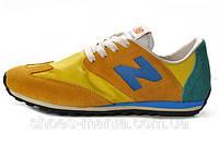 Женские кроссовки New Balance Cross Country желтые