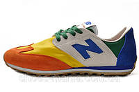 Мужские кроссовки New Balance Cross Country (orange-yellow), фото 1