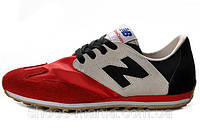 Мужские кроссовки New Balance Cross Country красно-серые, фото 1