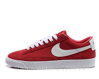 Женские кроссовки Nike Blazer Low (red), фото 1