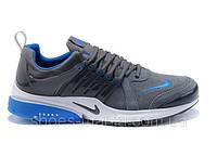 Кроссовки Nike Air Presto серые, фото 1