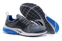 Кроссовки мужские Nike Air Presto серые