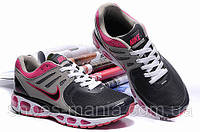 Кроссовки Nike Air Max Tail Wind grey-pink, фото 1