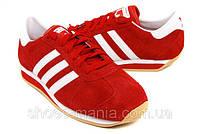 Мужские кроссовки Adidas Country красные, фото 1
