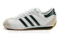 Мужские кроссовки Adidas Country (white-green), фото 1
