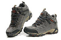 Мужские ботинки Columbia серые, фото 1