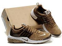 Кроссовки Nike Air Presto коричневые, фото 1
