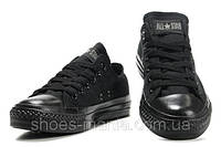 Кеды Converse All Star Low (black)