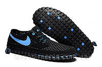 Кроссовки Nike Lava Dome CI (black-blue), фото 1