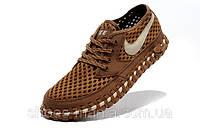 Кроссовки Nike Lava Dome CI коричневые, фото 1