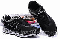 Кроссовки Nike Air Max Tail Wind black-white, фото 1