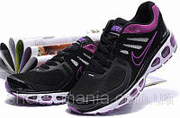 Кроссовки Nike Air Max Tail Wind black-violet, фото 1