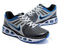 Кроссовки Nike Air Max Tail Wind серо-синие, фото 1