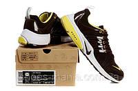 Кроссовки Nike Air Presto черно-желтые, фото 1
