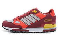 Мужские кроссовки Adidas ZX-750 (red-yellow-white), фото 1