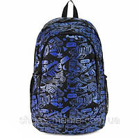 Рюкзак Adidas синий А-50011-2