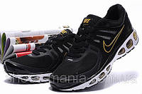 Кроссовки Nike Air Max Tail Wind black-white-yellow, фото 1