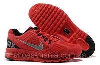 Кроссовки Nike Air Max 2013 красные, фото 1